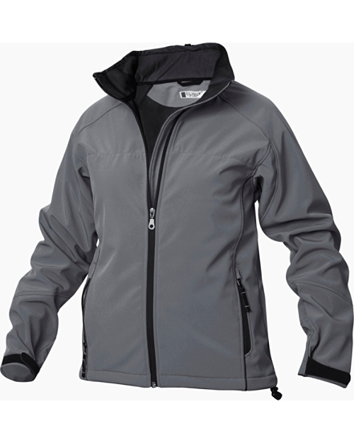 Aggie Ladies Softshell Full Zip Jacket