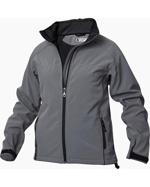 Aggie Ladies Softshell Full Zip Jacket