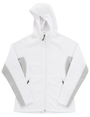 USU Womens Destination Hooded Fleece Jacket