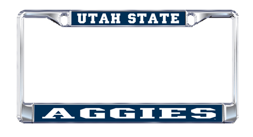 Craftique Aggies License Frame