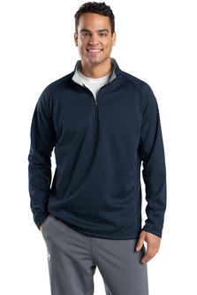 Aggies Sport-Wick 1/4 Zip Fleece Pullover