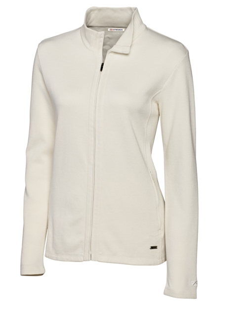 Aggie Ladies Journey Supima Flatback Full Zip
