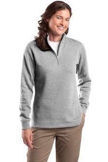 Lady Aggies 1/4 Zip Sweatshirt