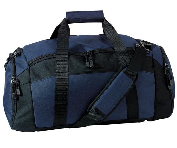 Utah State Navy Gym Bag