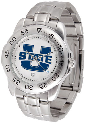 USU Sport Steel Mens Watch