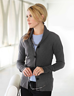 Aggie Ladies Ava Cardigan Sweater