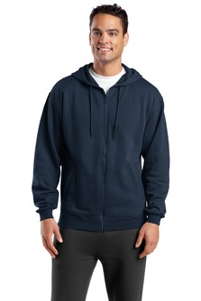 USU Full Zip Hooded Sweatshirt