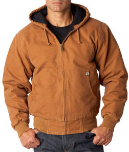 Aggie Mens Cheyenne Canvas Work Jacket