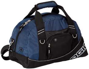USU Ogio Navy Half Dome Duffel Bag
