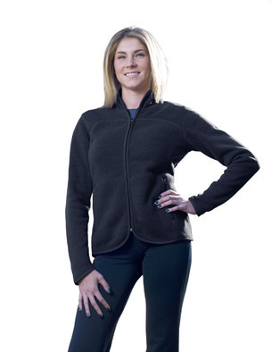 Aggie Womens Ella Full Zip Fleece
