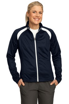 Aggie Ladies True Tricot Track Jacket