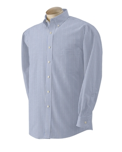 Aggie Mens LS Wrinkle Resistant Oxford Shirt