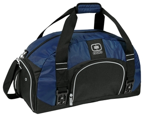 USU Ogio Navy Big Dome Duffel Bag