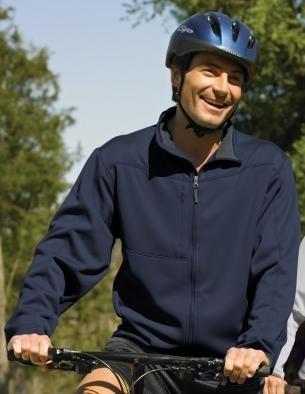 USU Mens Contender Fleece Jacket