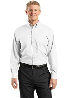 USU Nailhead Non-Iron Button Down Shirt