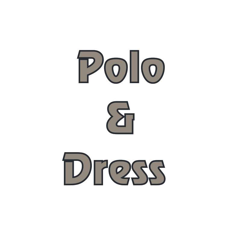Polo & Dress Apparel