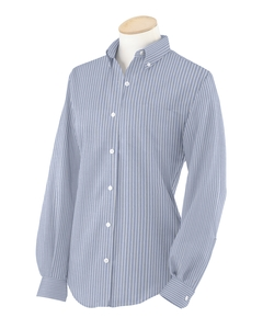 Aggie Ladies LS Wrinkle Resistant Oxford Shirt