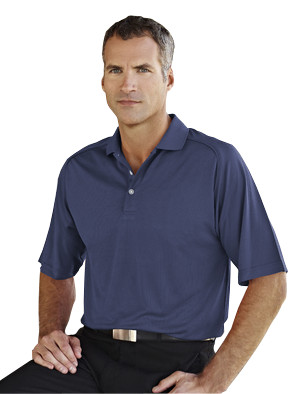 Utah State Mens Woodside Polo