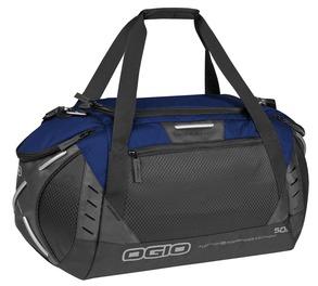 USU Ogio Navy Large Flex Form Duffel Bag