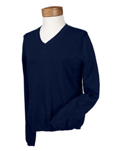 Utah State Ladies V-Neck Sweater