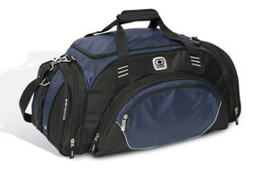 USU Ogio Navy Transfer Duffel Bag