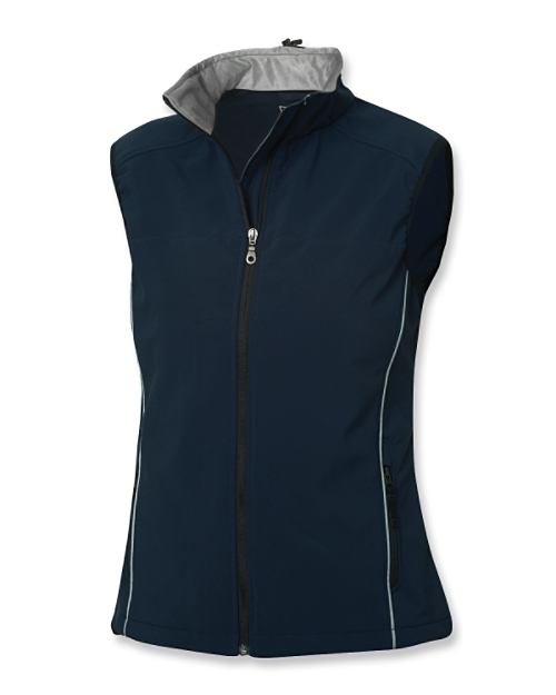 Aggie Ladies Softshell Lady Vest