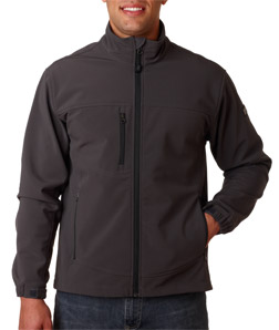Aggie Mens Motion Softshell Jacket