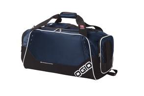 USU Ogio Navy Large Contender Duffel Bag