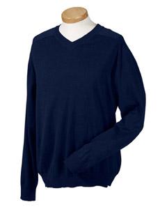 Utah State Mens V-Neck Sweater